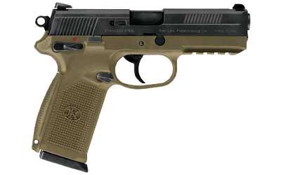 FN-FNX-USG-45ACP-15RD-FDE-POLY-3MAGS