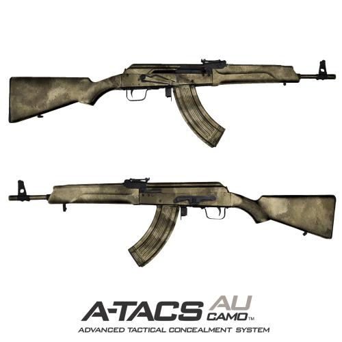 Ak47 Ak74 Gunskin Wrap Terminal Performance