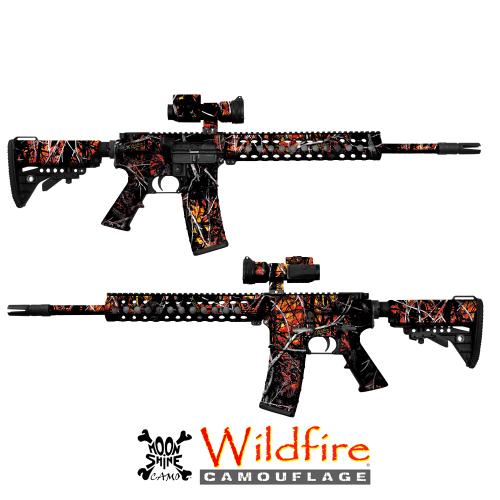 ar15 m4 gunskin wrap terminal performance